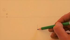 objet en perspective - dessin