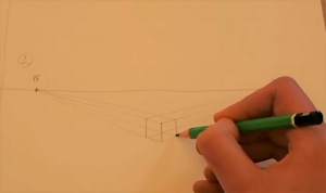 dessiner la perspective