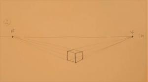 dessin- perspective