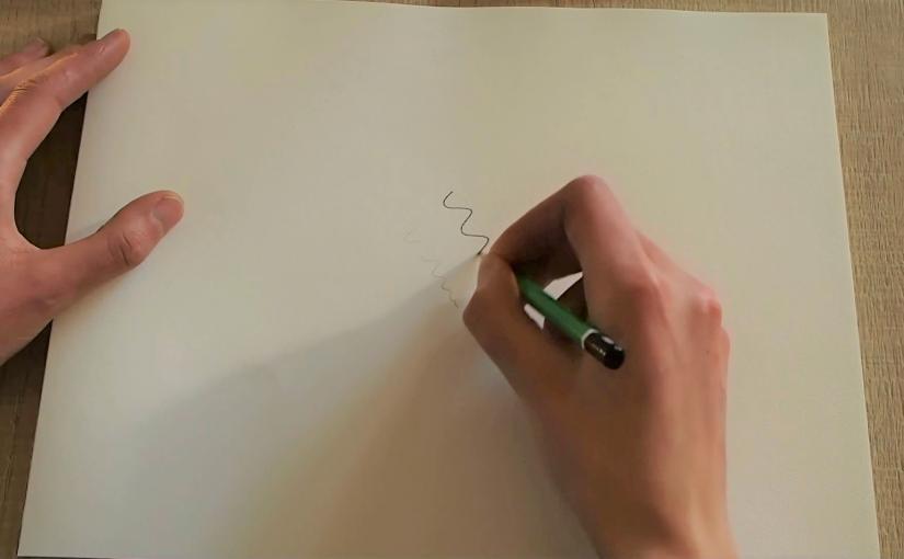 Coup de main 1 – Comment tenir son crayon