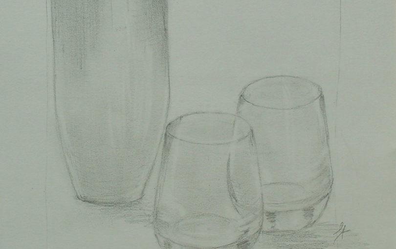 dessiner les reflets - formation dessin - en ligne