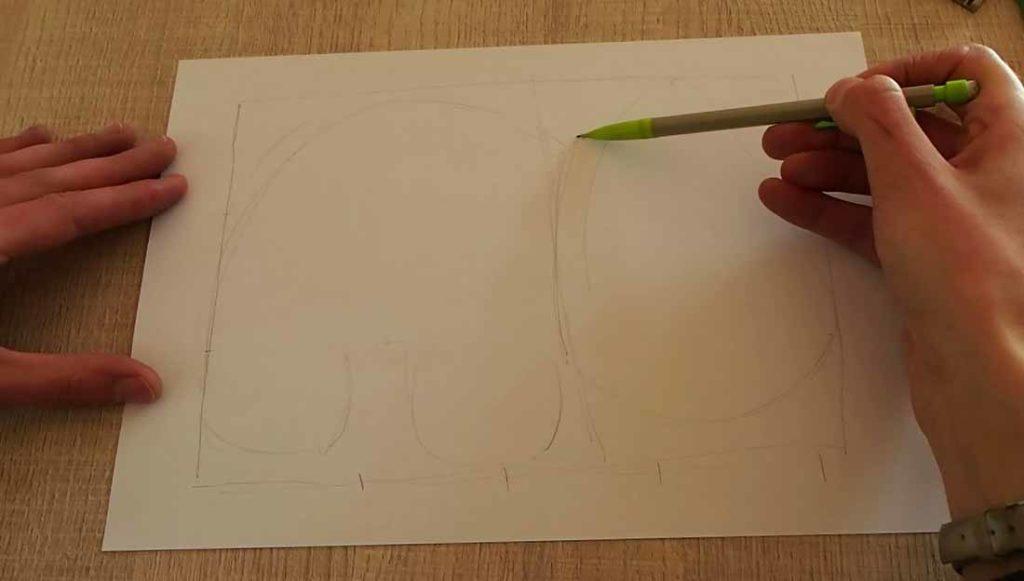 apprendre à dessiner les bases