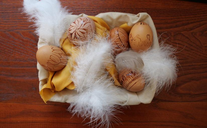 Comment décorer des œufs de Pâques ?