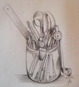 cours-dessin-en-ligne-florence-adam-pot-crayon