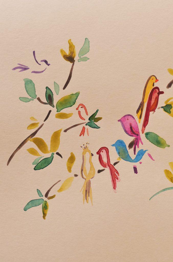 imagination créative - oiseaux (1)
