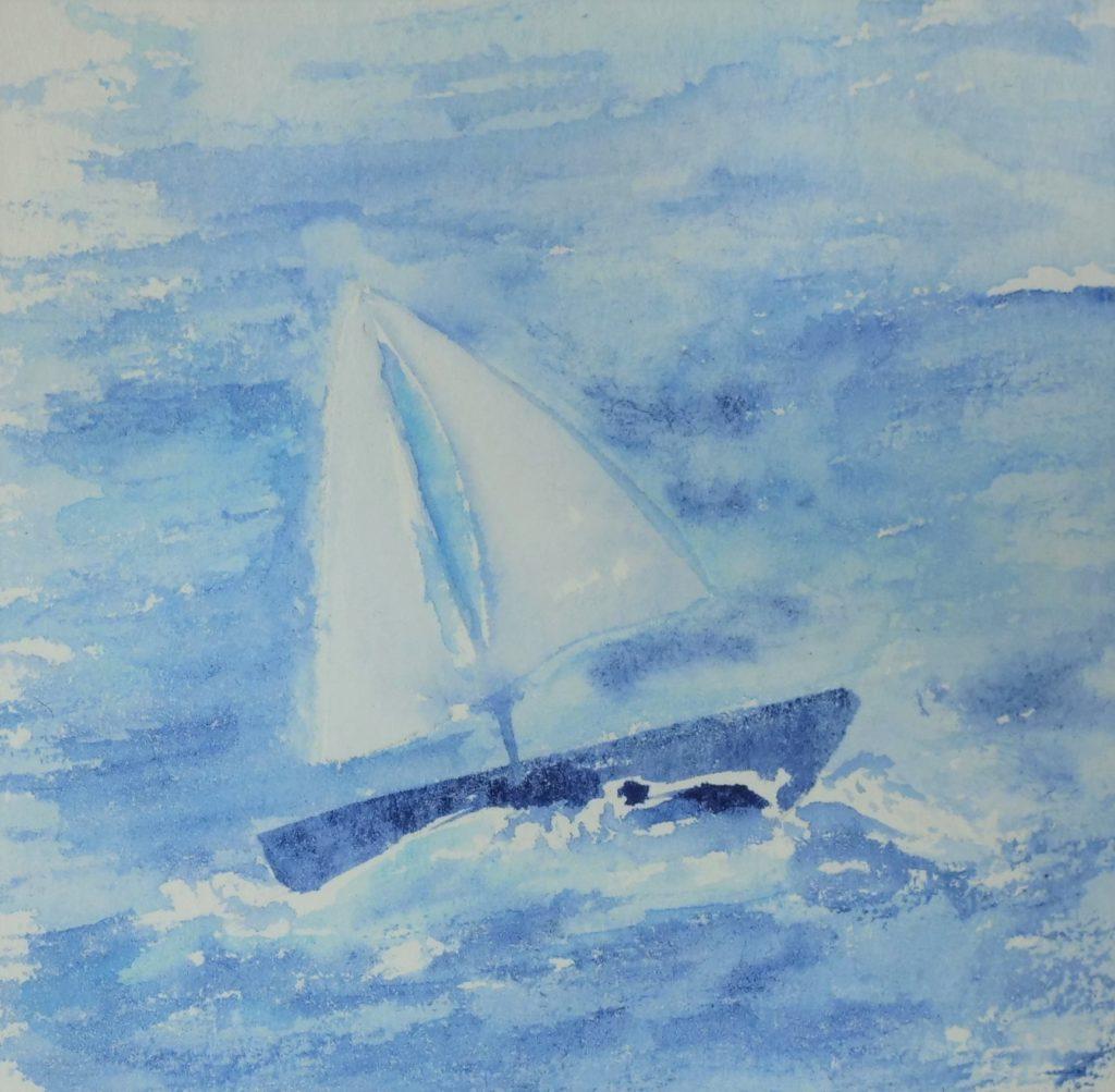 comment-peindre-bateau-dans-tempête-aquarelle